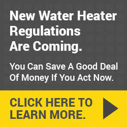 2015 Water Heater Changes